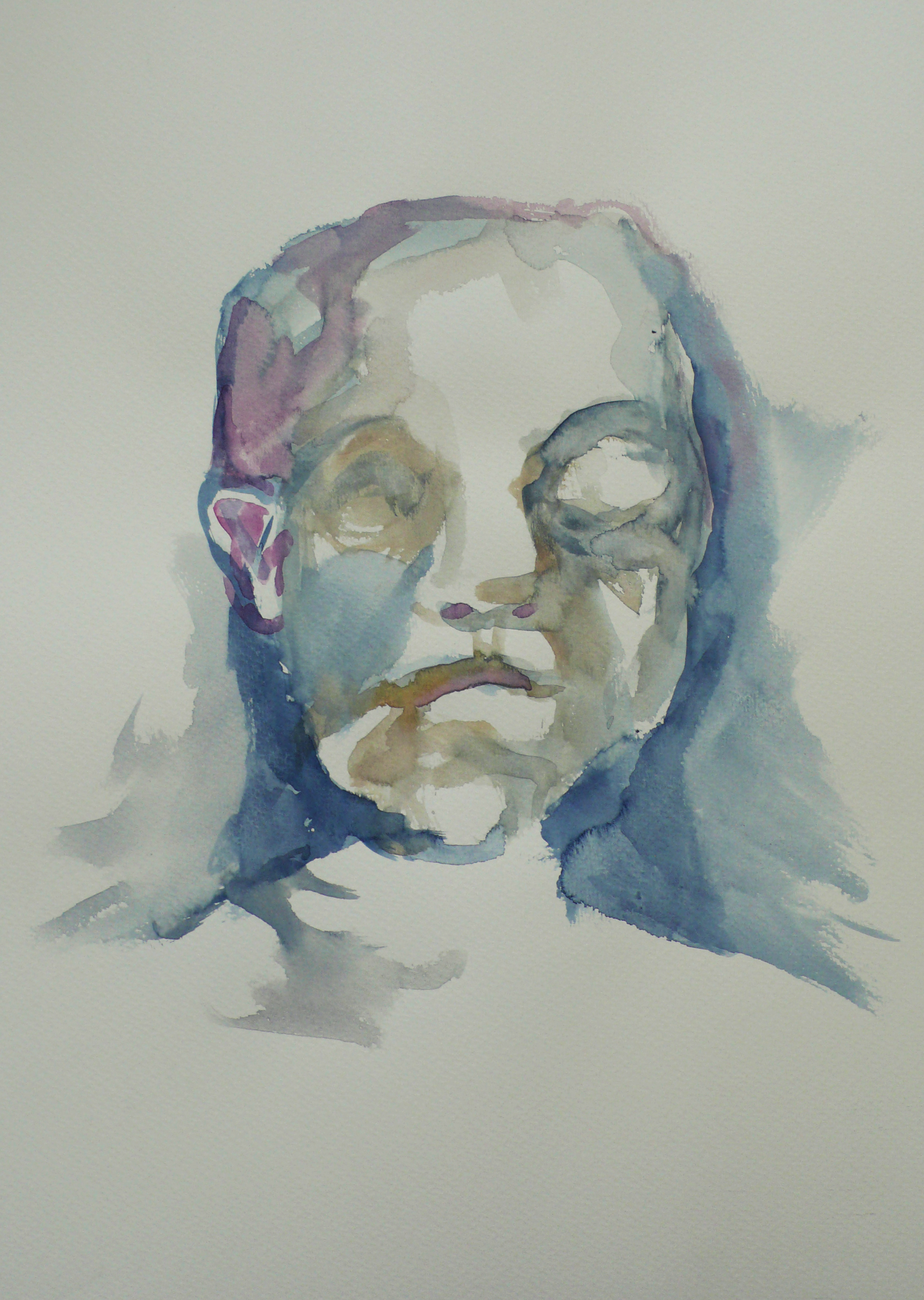 Aquarell, 60x42cm, 2015