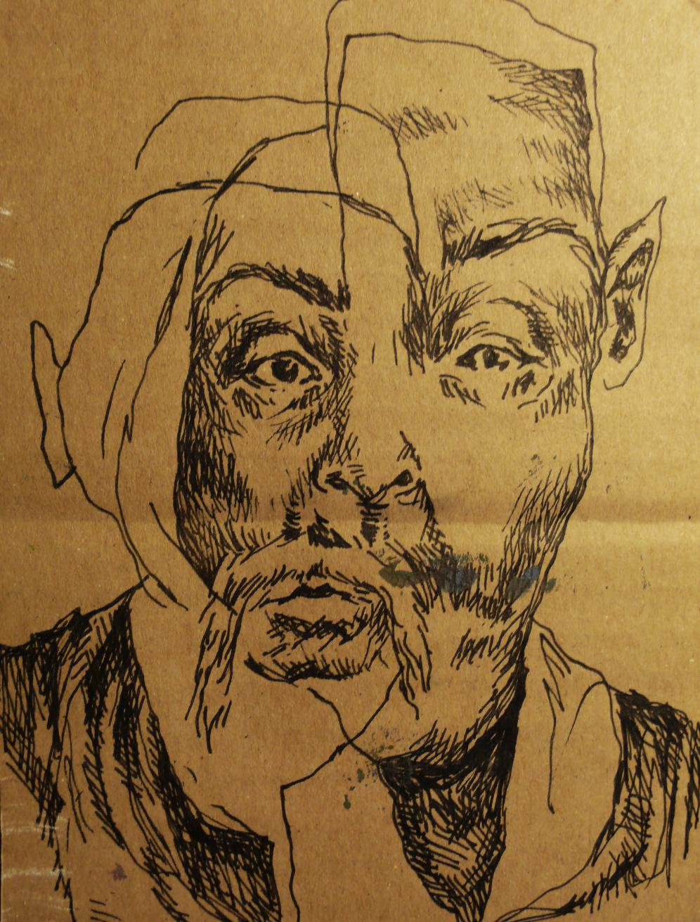 Cardboard Grafic, 20 x 15 cm, 2016